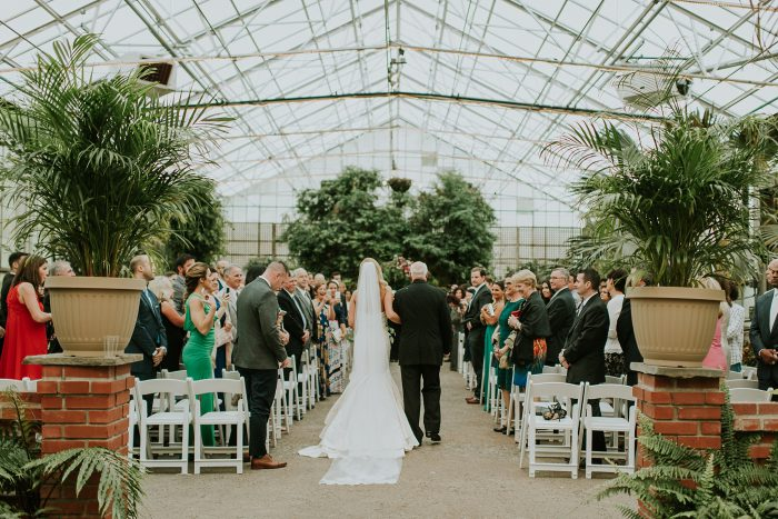 Fairmount Horticulture Center Wedding Photo 045