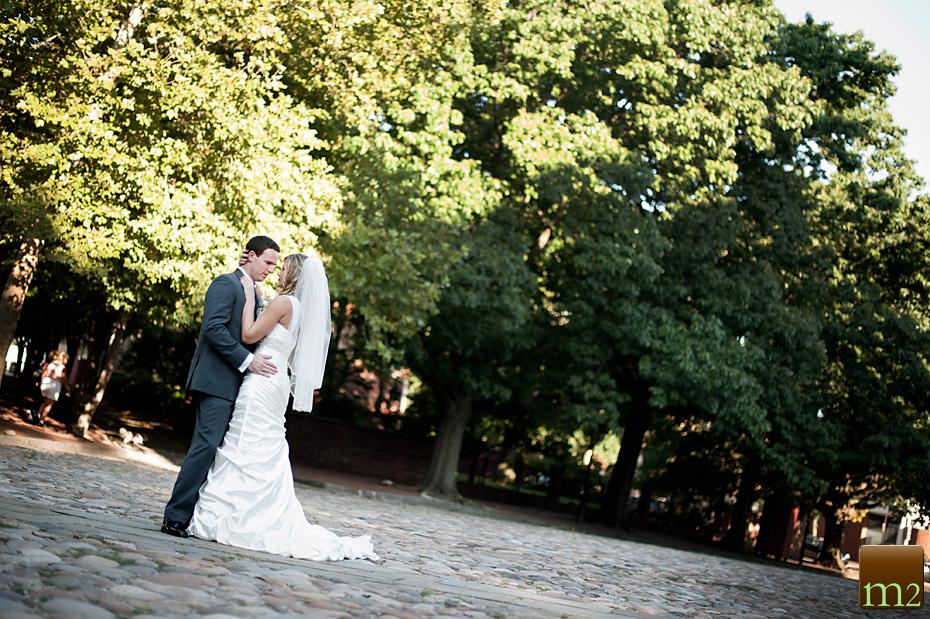Downtown Philadelphia wedding