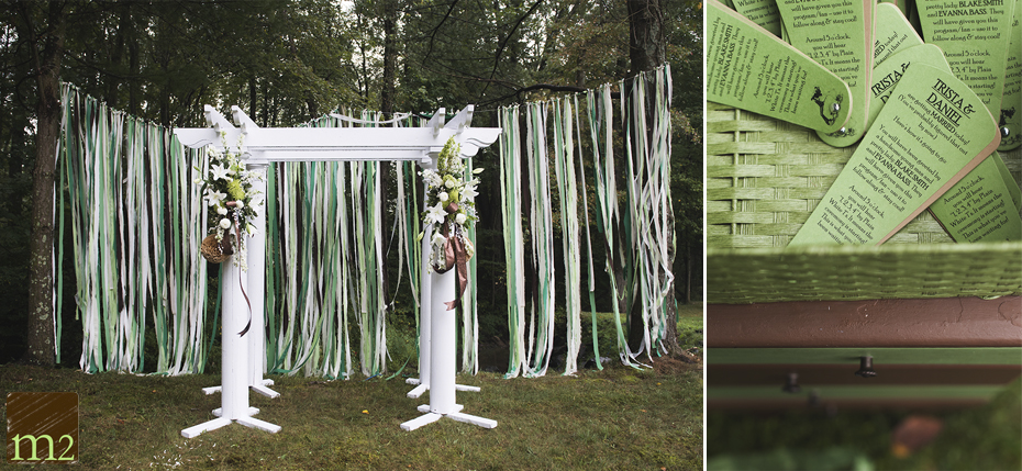 DIY backyard wedding ideas