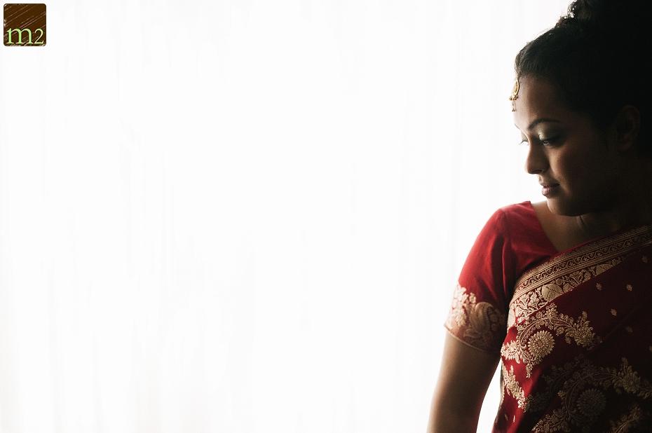 bridal-portrait-Sari