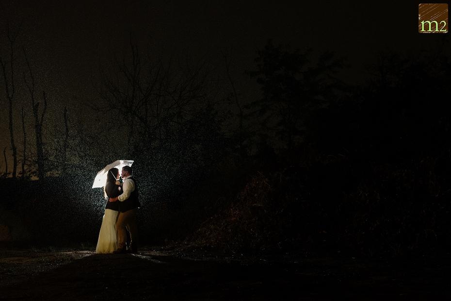 bride-groom-rainy-night-portrait