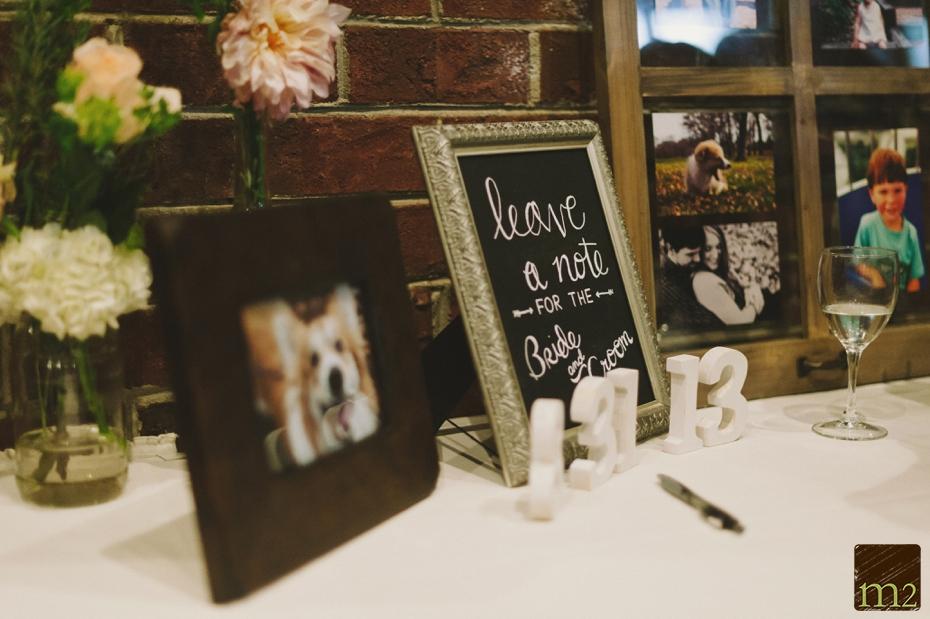 Inn at Lambertville Station Wedding