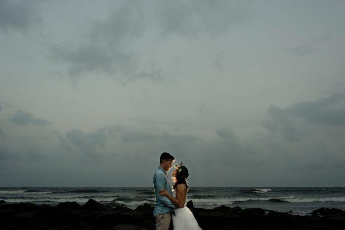 Beach-engagement-photo