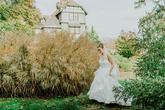 knowlton mansion wedding photo