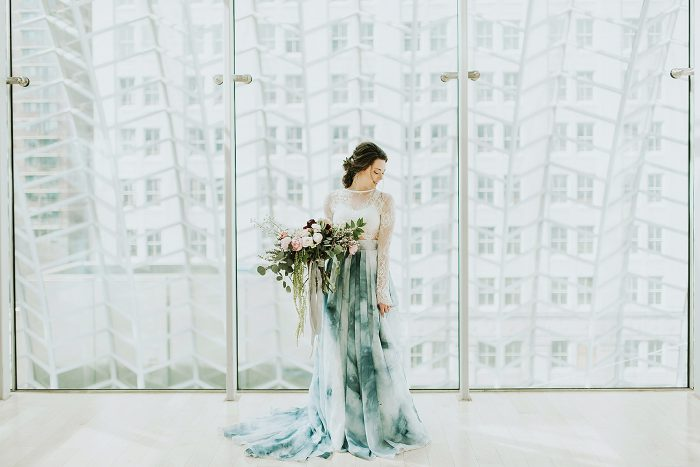 Kimmel Center Wedding Inspiration Shoot