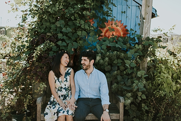 "alt=""Greensgrow Farm Engagement Shoot"""