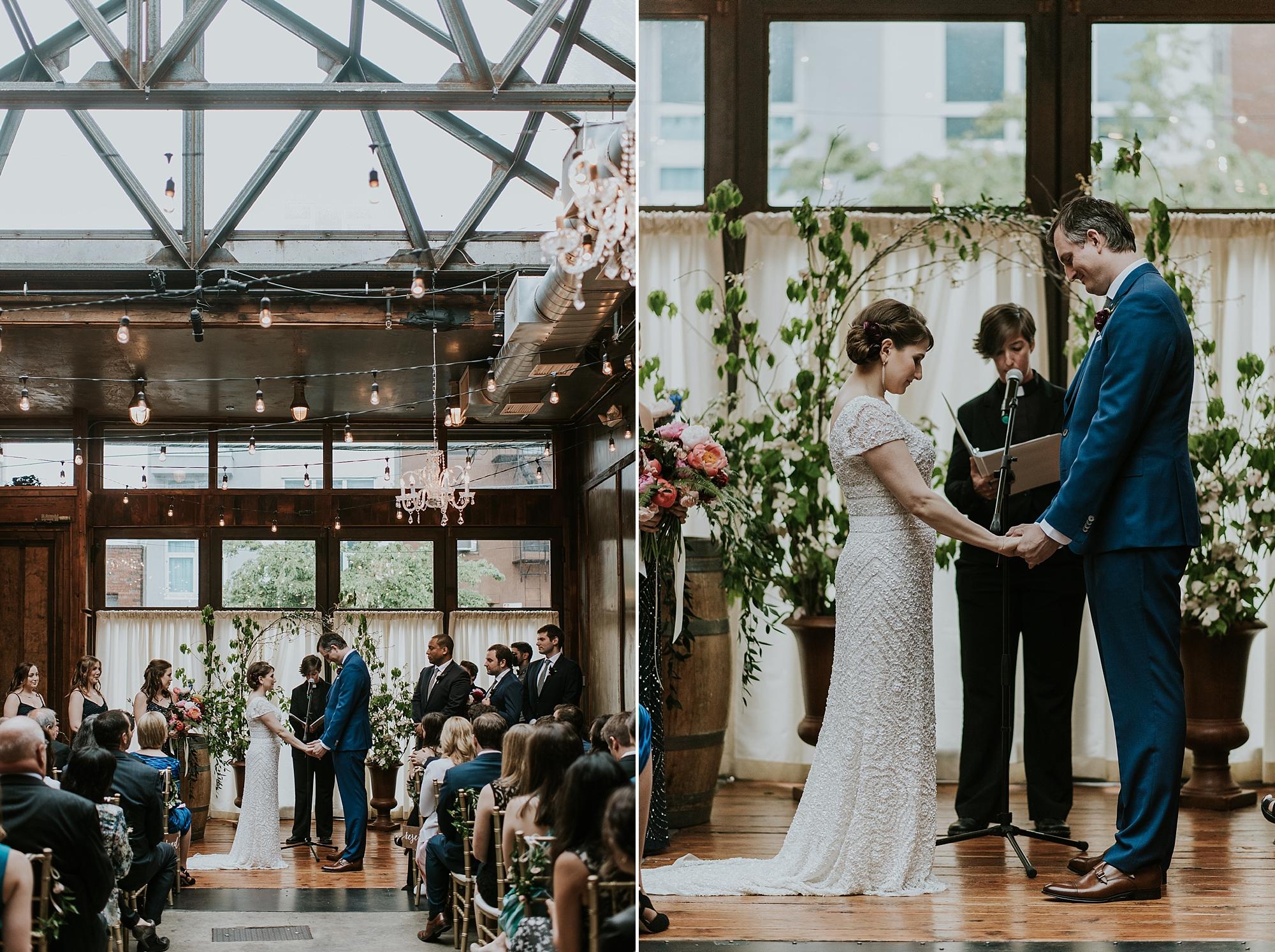 Brooklyn Winery Wedding.Jessica Nik Brooklyn Winery Wedding M2 Photo